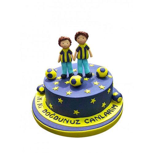 Fenerbahçe Taraftar Pasta