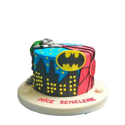Batman Pasta