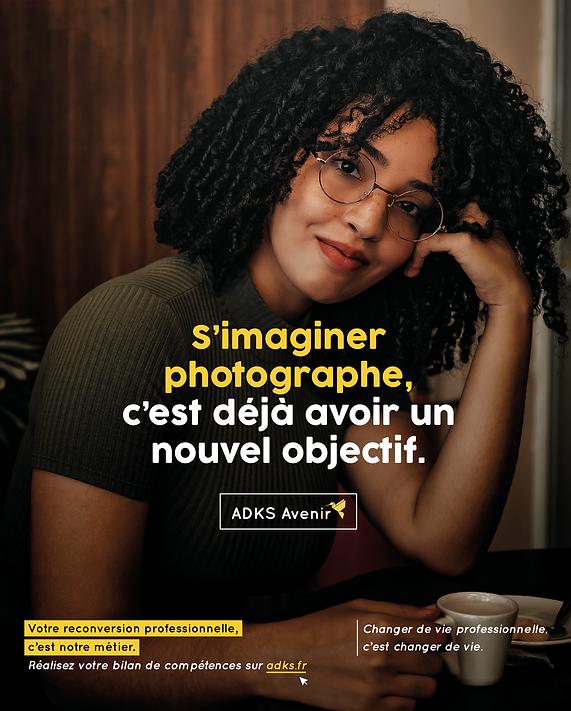 Campagne publicitaire pour ADKS