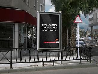 Campagne de publicité pour application sportive