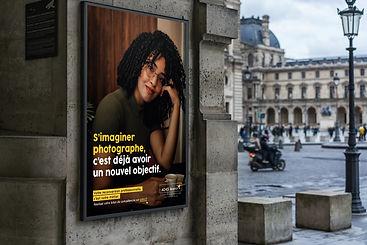 Campagne de publicité pour ADKS