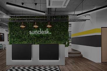Campagne de publicité pour Sundesk