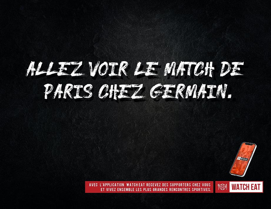 Campagne publicitaire sport application