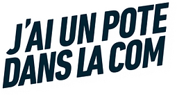 Logo du blog J'ai un pote dans la com