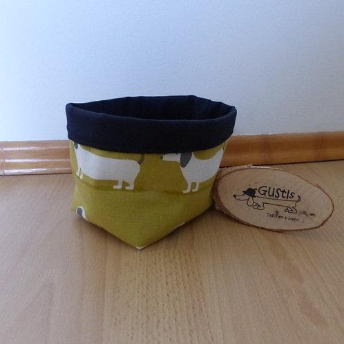 Utensilo Dackel grün klein