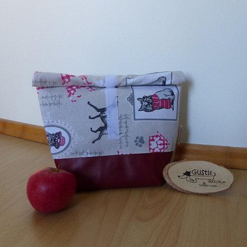 Lunchbag Hund