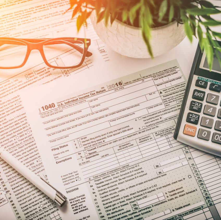 Tax Review Preparation