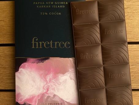 Firetree, un chocolate de origen volcánico
