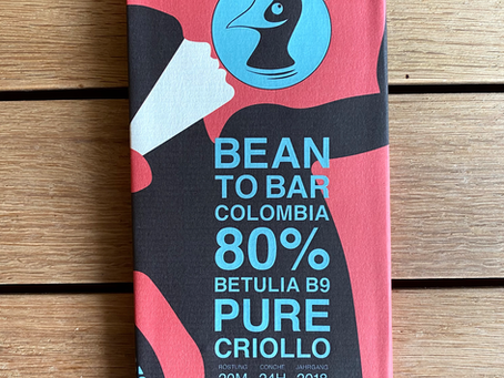 Cacao Betulia, un cacao criollo muy especial