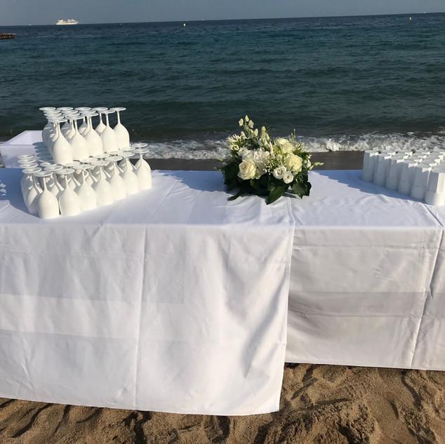 Mariage au Cabanon