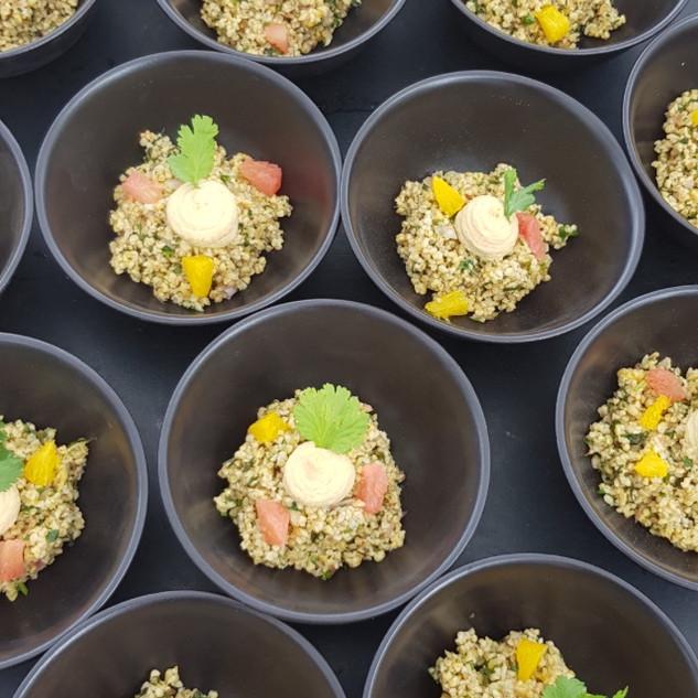 Salade de quinoa 2