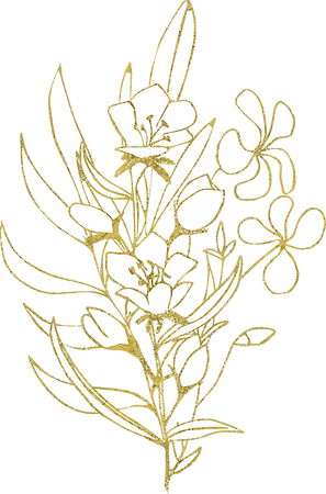 Arrangement 3 gold_Lilly of Valley.png