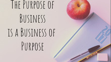 On Purpose. Why Having a Purpose is Critical to Your Business Success