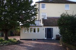 Grade 2 listed house