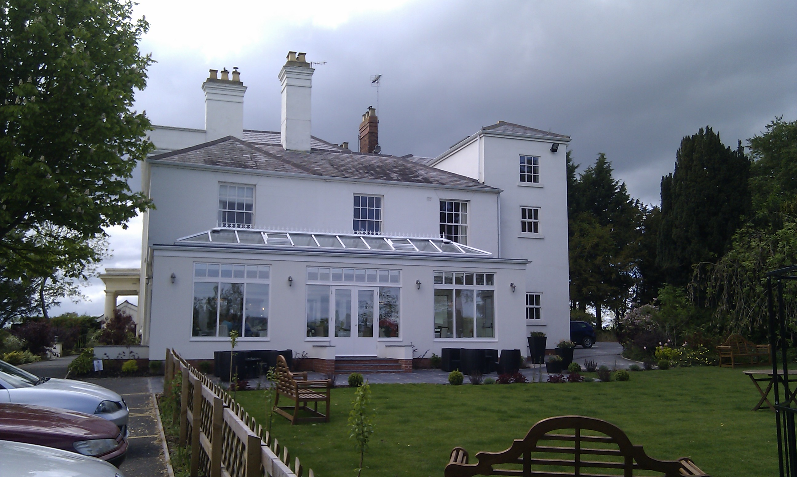 Fishmore Hall Hotel, Ludlow