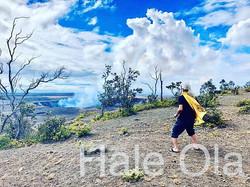 #ロミロミ #kumudanesilva #ローカヒロミロミ #マナ #mana #spiritual #energy #エナジー #ヒーリング #クム _#ハワイ #ハワイ島 #ボルケーノ #祈り