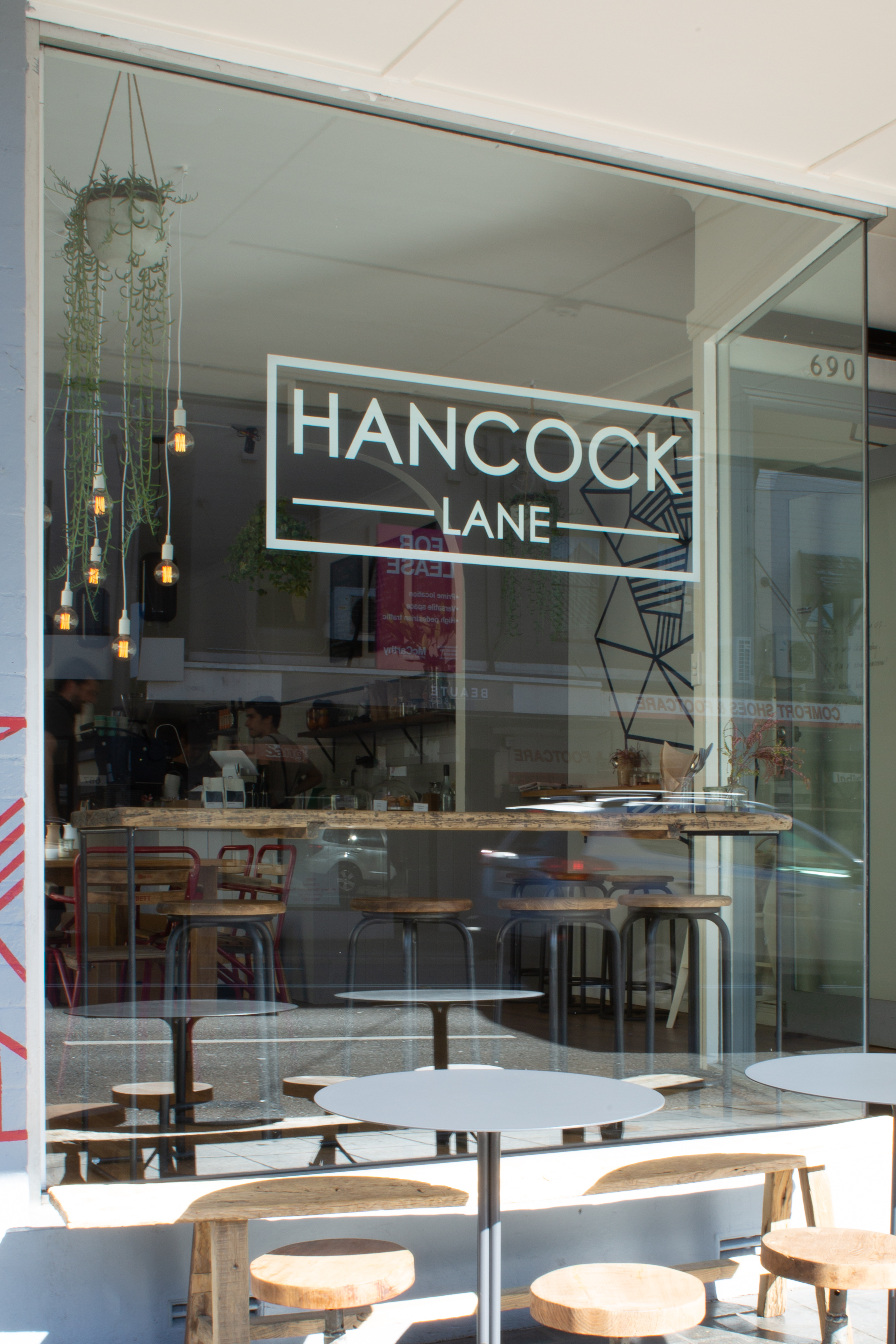 Hancock Lane Cafe - 2018