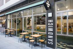 The Sandwich Shop - 2017