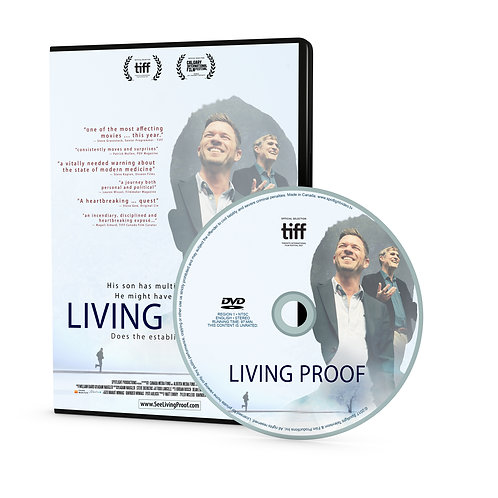 Living Proof on DVD