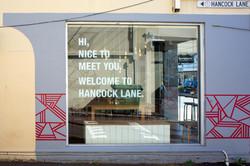 Hancock Lane Cafe - 2018