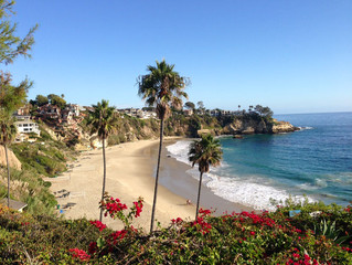 The Breathtaking Southern California Coastal Drive From Vacation Homes Orange County