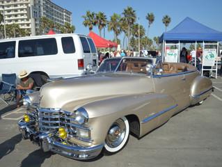 Surf City, Huntington Beach, Veterans Day Car Show