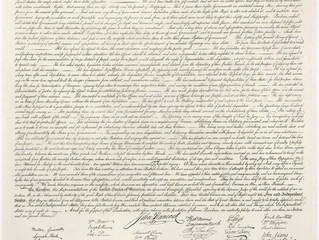 Declaration of Independence: Interesting Facts