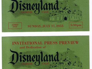 Invitational Press Preview Ticket For Opening Day