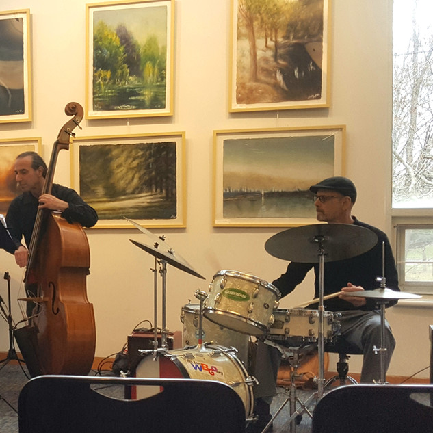 The Tenafly Public Library Trio