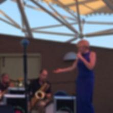 Lisa Arundale singing in Naples FL