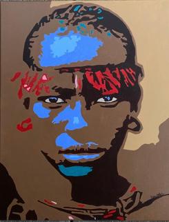 Native Woman by Pam Blair.jpg