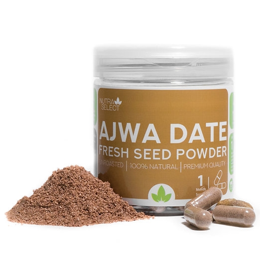 Ajwa Date Seed Powder Capsules