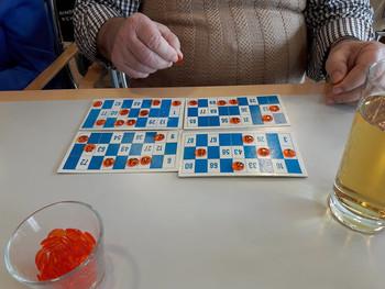 Lotto im Felsenheim / 10.4.19