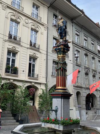 Besuch in Bern 2019