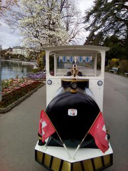 Montreux petit train