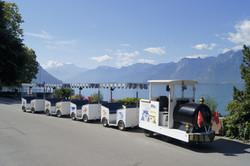 Petit train Montreux