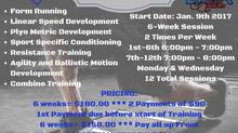 Speed Training Session 2