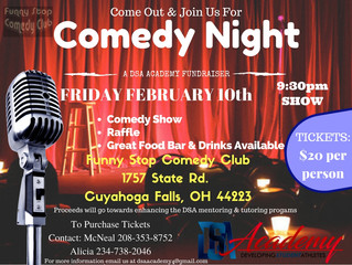 Ready to Laugh 4 A Cause