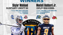 DSA Academy 2018 Student Athlete Scholarship Winners