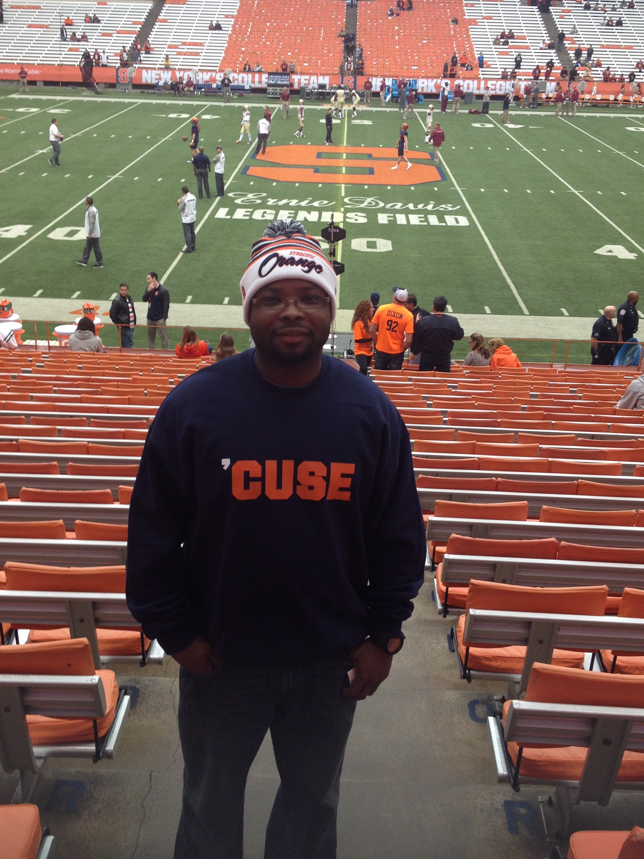 At Syracuse Game
