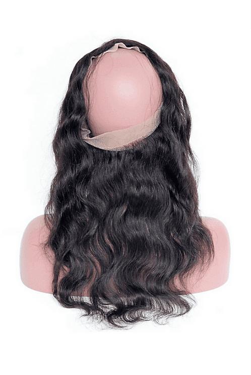 360 Virgin Body Wave Frontal