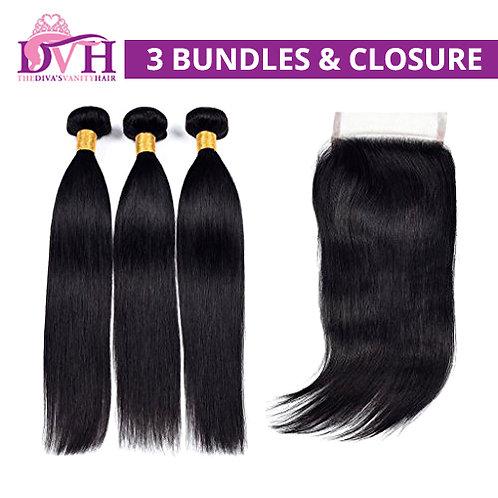 3 Bundles & Closure Deals