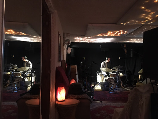 Likewise album update: drums on 5 tracks