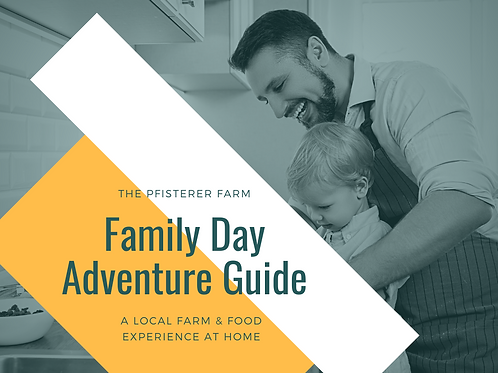 Family Day Farm & Food Adventure Guide