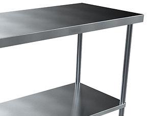 BenchTech Bench Top Shelves Stainless Steel Australia