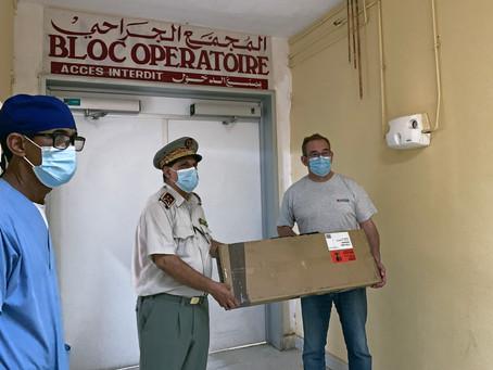 IYCSA retoma su actividad en Mauritania