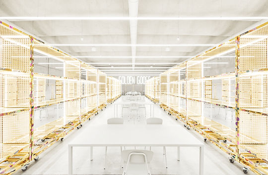 Golden Goose Headquarter - Filippo Ferrarese