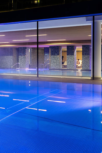 Terme - Spa - Architettura - Fotografia d'interni