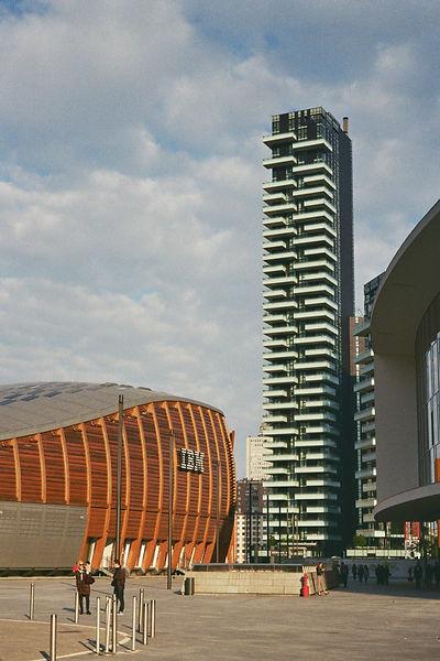 Milano - Citta'- Urban - Paesaggio urbano