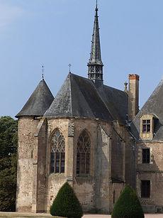 La chapelle du château de La Palice